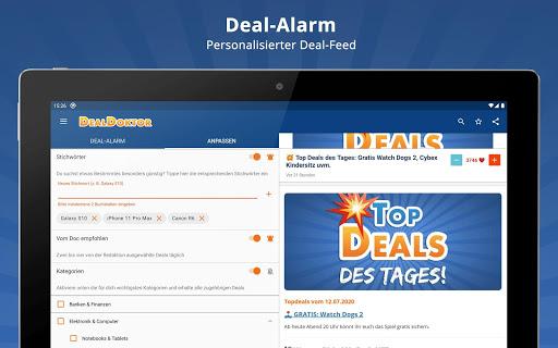 DealDoktor » Schnäppchen, Kostenloses, Gutscheine 5.5.5 screenshots 21