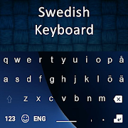 New Swedish Keyboard 2020: Swedish Typing Keyboard