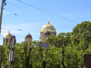 Photo: The Russian Orthodox Cathedral