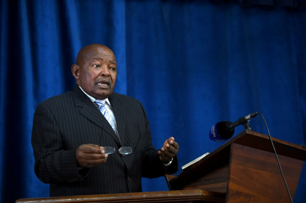 Timeline: Cope's floundering founder Mosiuoa Lekota could be on his way out