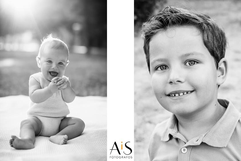Fotógrafos de niños en Madrid