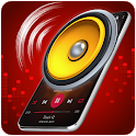 super loud Volume Booster high sound Booster icon