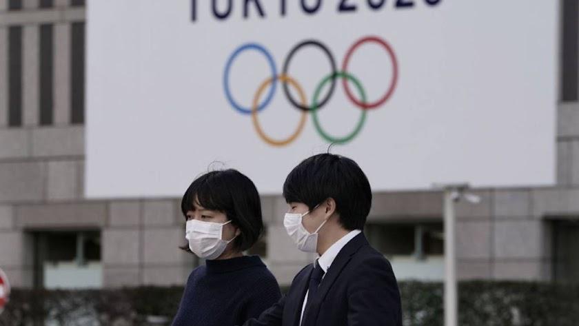 Los Juegos de Tokio tendrán que celebrarse en 2021.