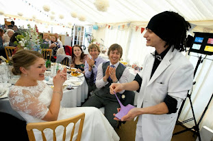 magician bride