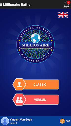 Millionaire Battle Quiz Trivia Puzzle 20 Languages  screenshots 2