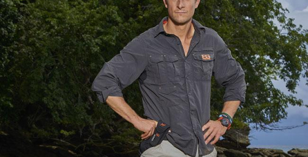Bear Grylls has 'no nudity' clause in TV shows