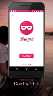 Stranger Chat - náhled