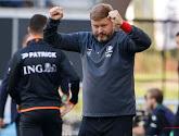"""Hein Vanhaezebrouck: """"Hopelijk een paar spelers recupereren"""" en """"Er gaan dingen moeten veranderen"""""""