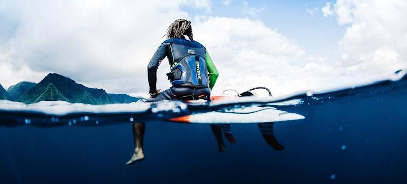 windsurf harnas