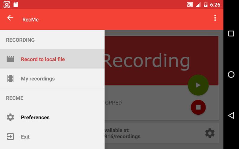 RecMe Screen Recorder Screenshot 7