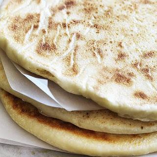 Middle Eastern flat bread