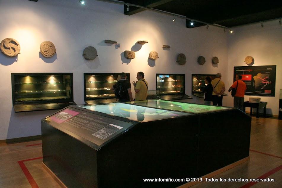 MUSEO ARQUEOLOXICO DO MONTE STA TREGA
