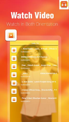 VL MX Audio & Video Player 1.0 screenshots 9