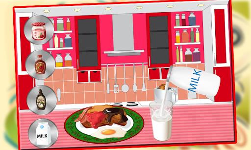 Breakfast Maker – Food Fever