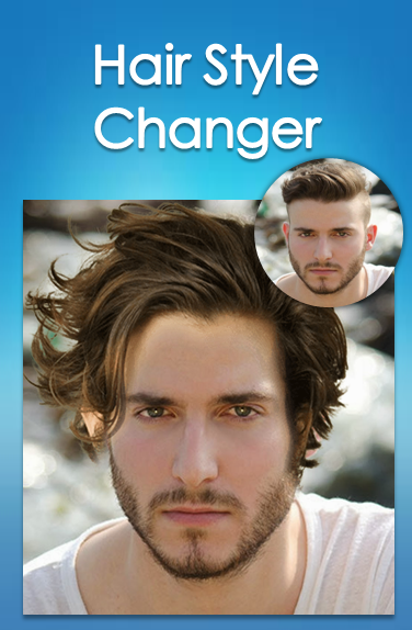 Man HairStyle Photo Editor Android Apps On Google Play - Hair style change photo effect