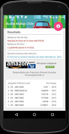 玩免費遊戲APP|下載Busca Multas Chile 2016 app不用錢|硬是要APP