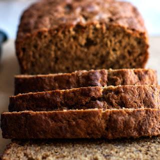 Brown Butter Banana Rye Bread