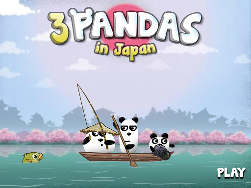 3 Pandas in Japan : Adventure Puzzle Game screenshots 10