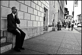 Photo: smoking lounge - Theatre District, NYC