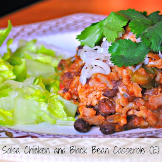 Salsa Chicken And Rice Skillet Recipes