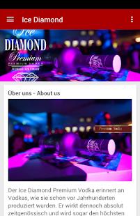 Ice Diamond Premium Vodka - náhled