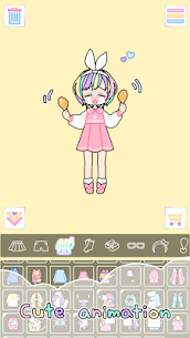 Pastel Girl 4