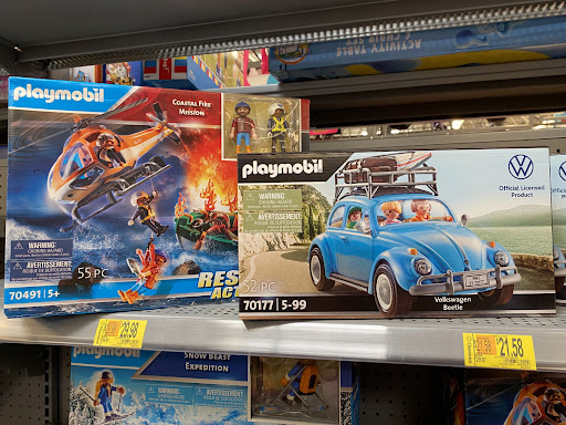 Up to 80% Off Toys & Games at Walmart   Playmobil, LEGOs, & More