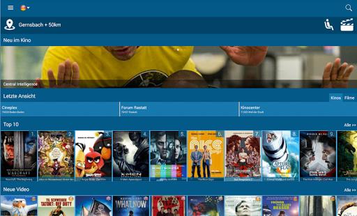 Ab Ins Kino - Kinoprogramm screenshot