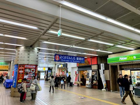 盛岡駅2階コンコース