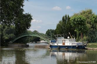 Photo: Le vieux canal