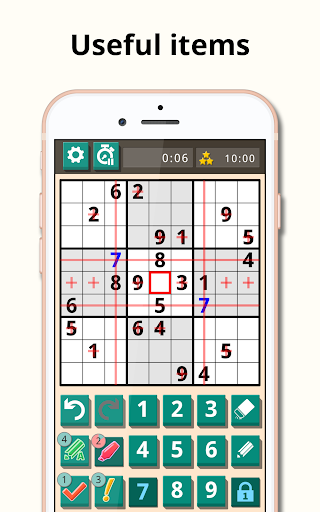 Sudoku classic 1.2.516 screenshots 12