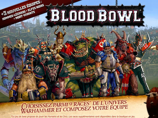 code triche Blood Bowl  captures d'écran 2