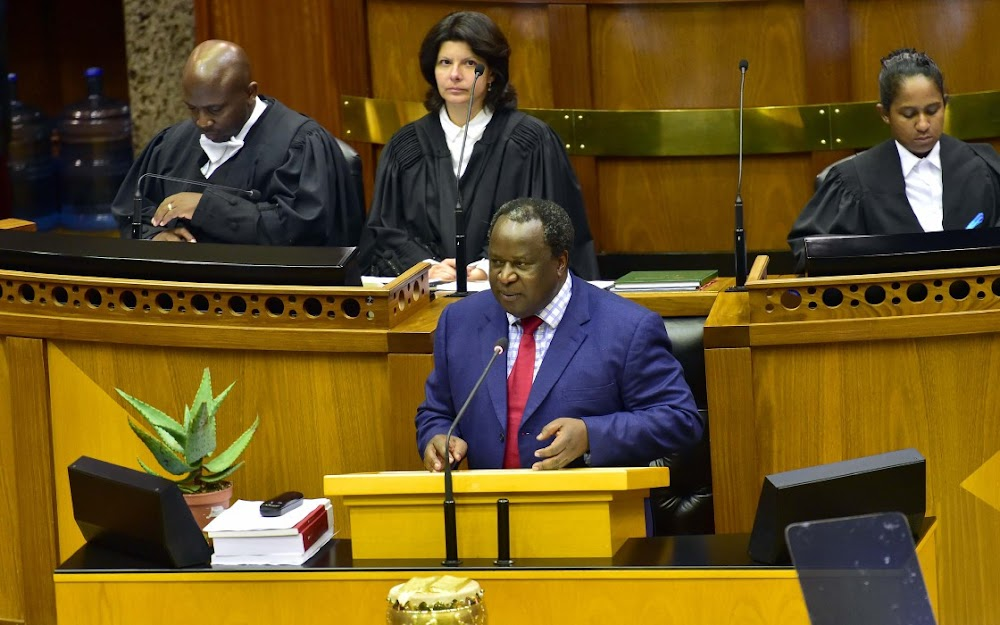 SABC wants R6.8bn, but Tito Mboweni suggests it stay away from Treasury
