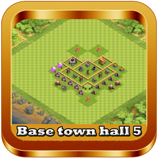 New coc base town hall 5 1.0 screenshots 1