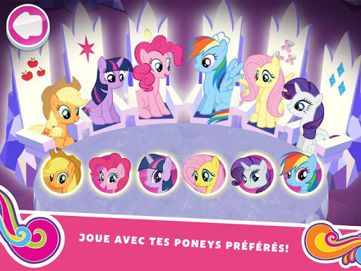 My Little Pony: Harmony Quest captures d'u00e9cran 1