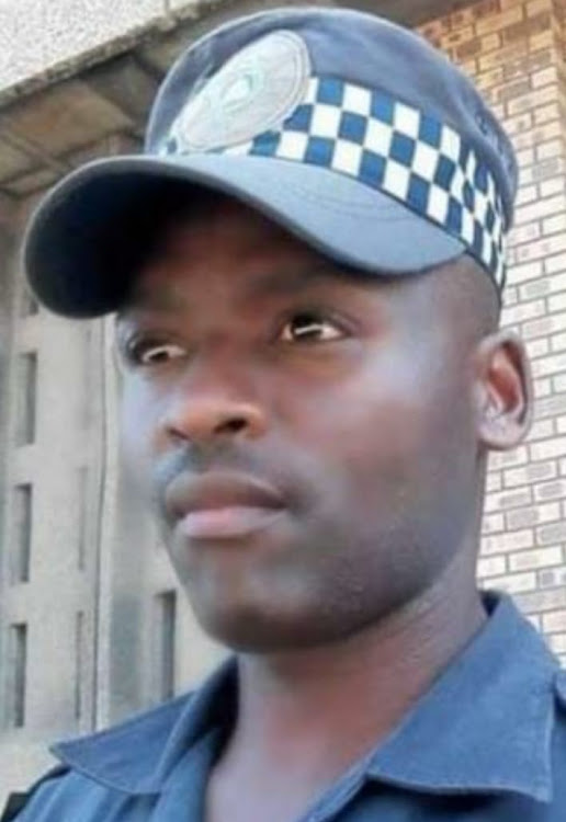 Acting metro police captain Dumisani Zondi, 42, was fatally stabbed during an alleged altercation in Montclair on Wednesday evening.