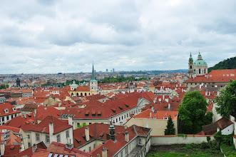 Photo: Dějepisná exkurze na Pražský hrad za korunovačními klenoty (sobota 18. květen 2013).