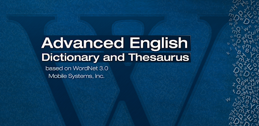 Advanced English Dictionary & Thesaurus - Apps on Google Play