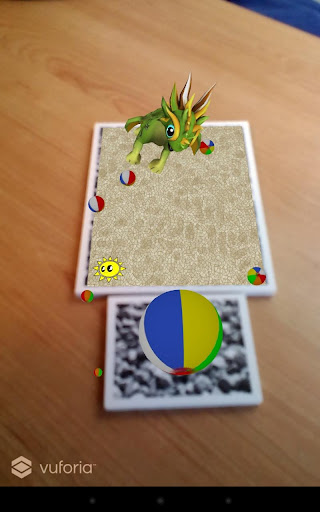 AR Dragon Pet 0.0.0.9a screenshots 1