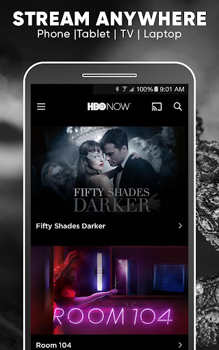 HBO NOW: Stream TV & Movies screenshot 3