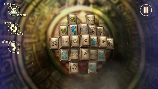 Heroic Mortals: Mahjong- screenshot thumbnail