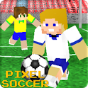 Pixel Soccer - Flick Free Kick icon