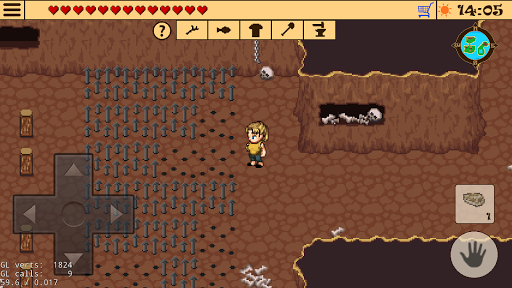 Survival RPG 2 - Temple ruins adventure retro 2d 3.7.11 screenshots 10