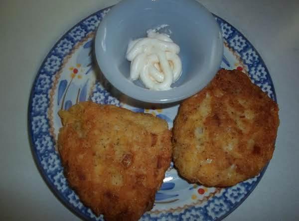 White Bean Patty-cakes