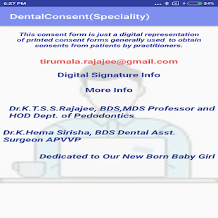 DentalConsent(Speciality) for PC-Windows 7,8,10 and Mac apk screenshot 6