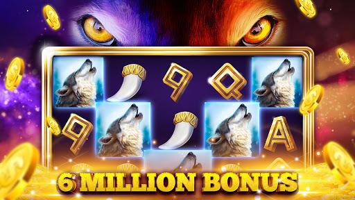 Slots Wolf Magic u2122 FREE Slot Machine Casino Pokies  4