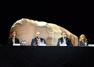 Photo: Pressekonferenz der Wiener Kammeroper am 29.4.2014. Foto: Barbara Zeininger