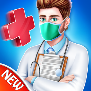 Doctor Hospital Time Management Game