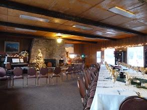 Photo: Christmas carol sing and dinner