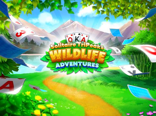 Solitaire TriPeaks: Wildlife Adventures  screenshots 21